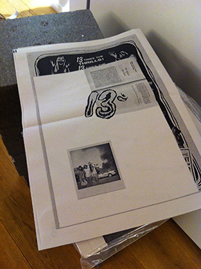 officeabc journal newsprint wunderkammern exposition charlotte cheetham