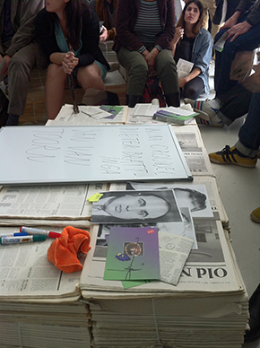 officeabc cneai tombolo avec thierry chancogne alex balgiu chloe et vincent